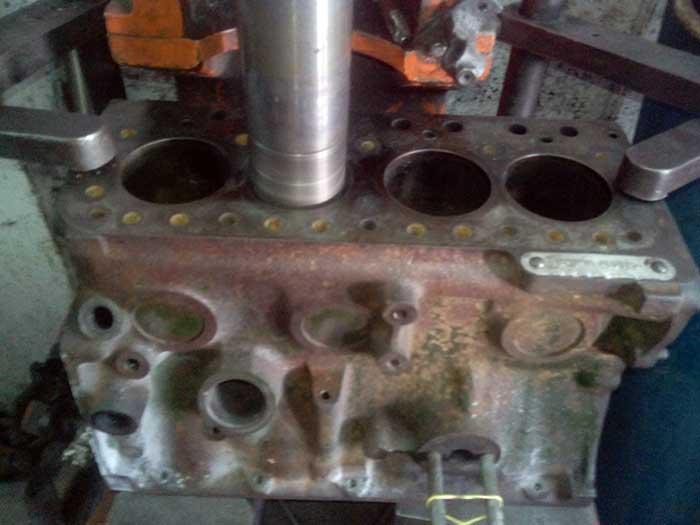 Orange Engineering Mauritius   Reboring (Light & Heavy Engines)